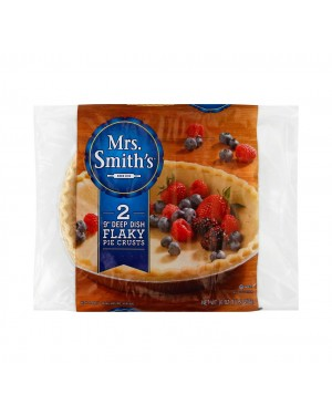 Mrs Smith's Pie Shell Deep Dish 9 in