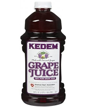 Kedem Concord Grape Juice 1.89L