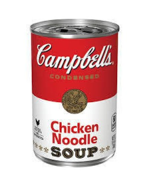 CAMPBELL CHICKEN NOODLE 10.75 OZ