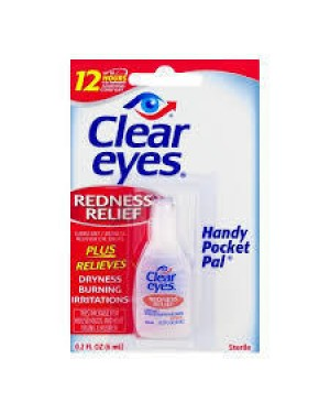 CLEAR EYES REDNESS RELIEF 0.2 OZ
