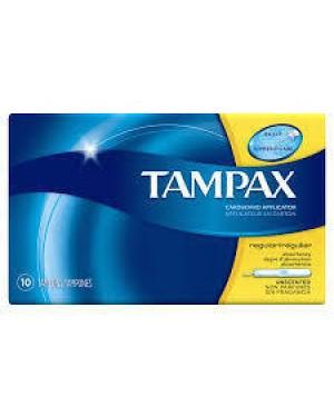 Tampax Tampons Regular 10ct