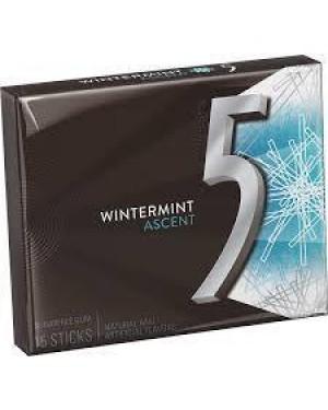 5 Gum Wintermint Ascent