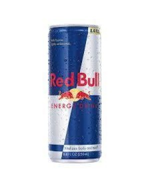 Red Bull Regular 8.4oz