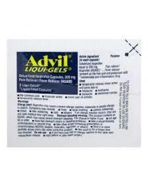 Advil 2 Tablets