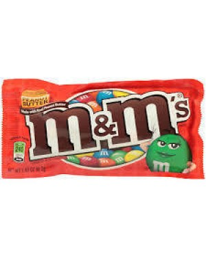 M&M Peanut Butter Reg