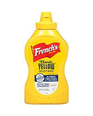 French's Yellow Mustard 8oz