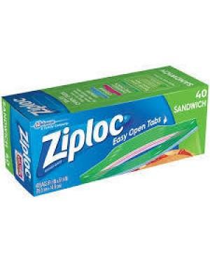 Ziploc 40 Sandwich