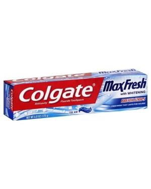 Colgate Max fresh 6 oz