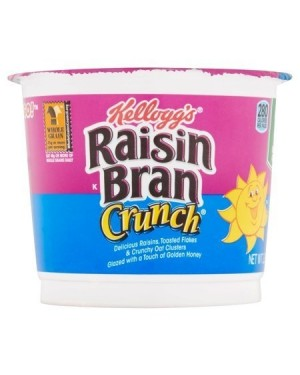 Kellogg's Raisin Bran Crunch 2.8oz