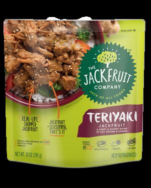 The JackFruit Teriyaki 10oz