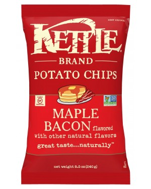 Kettle Chips Maple Bacon 8.5oz