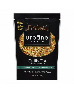 Urban Grain Quinoa Rostad Garlic & Fines Herbes 4oz