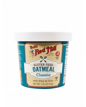 Bob's Red Mill Oatmeal Classic GF 1.81oz