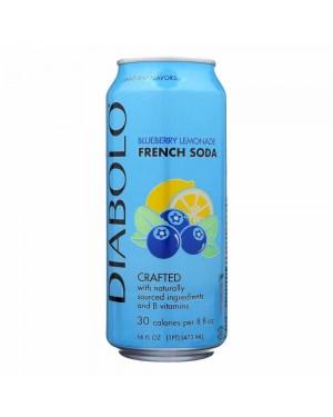 Diabolo Blueberry Lemonade 16oz