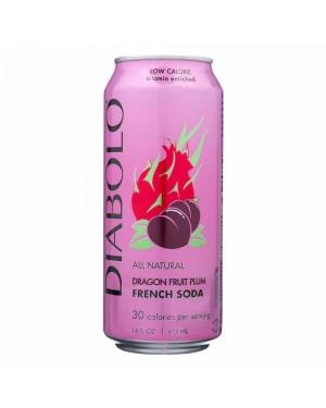 Diabolo Dragon Fruit Plum 16oz