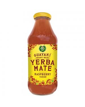 Guayaki Yerba Mate Raspberry Terere 16oz
