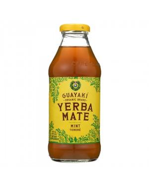 Guayaki Yerba Mate Mint Terere 16oz