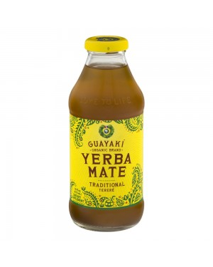 Guayaki Yerba Mate Traditional Terere 16oz