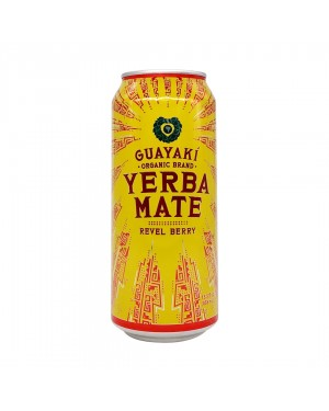 Guayaki Yerba Mate Revel Berry 15.5oz