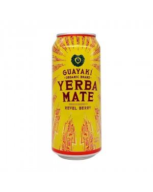 Guayaki Yerba Mate Revel Berry 15.5oz
