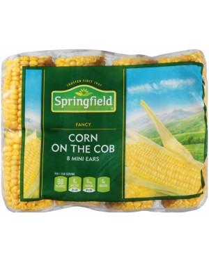 Springfield Corn On The Cob Mini Ears 8ct