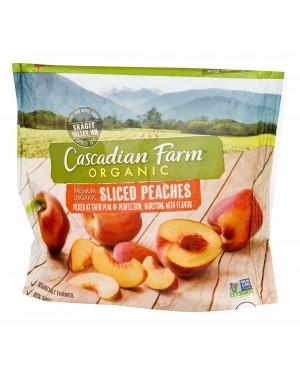 Cascadian Farm Organic Sliced Peaches 10oz