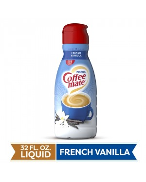 Nestle Coffee Mate French Vanilla 32oz
