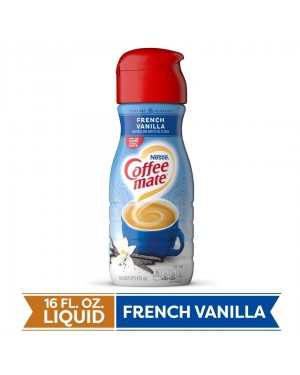 Nestle Coffee Mate French Vanilla 16oz