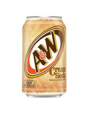 A&W Cream Soda Diet 12oz