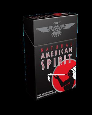 American Spirit Black