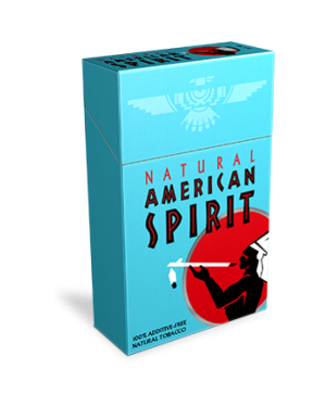 American Spirit Blue