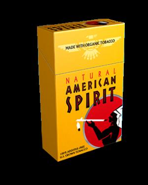 American Spirit Gold