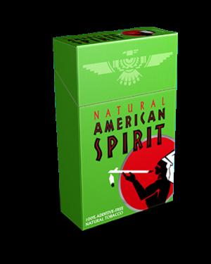 American Spirit Green
