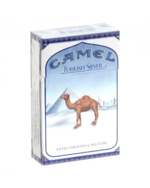 Camel Turkish Silver