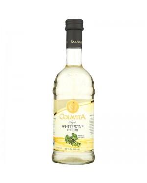 Colavita White Wine Vinegar 17oz