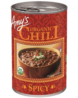 Amy's Organic Chili Spicy 14.7oz
