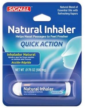 Signal Natural Inhaler
