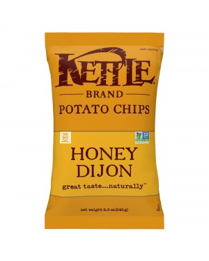 Kettle Chips Honey Dijon 8.5oz