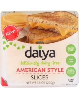 Daiya Cheese Slices American Style 7.8oz