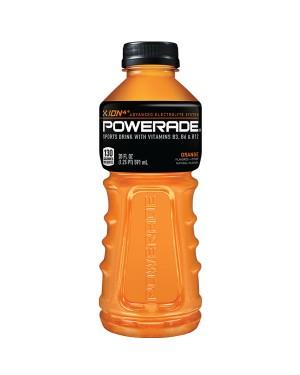 Power Ade Orange 20oz