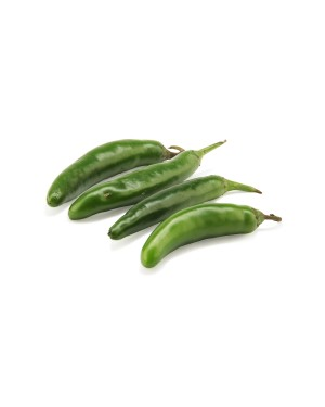 Pepper Serrano by weight