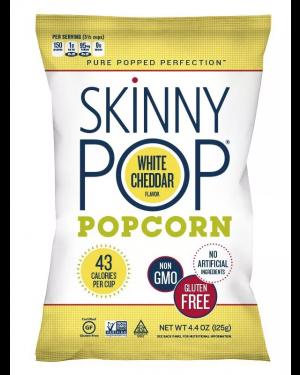 Skinny Pop White Cheddar 4.4oz