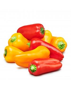 Sweet Mini Peppers Bag 1lb