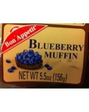 Bon Appetit Blueberry Muffin
