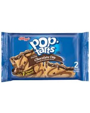 Kellogg Pop Tarts Chocolate Chip