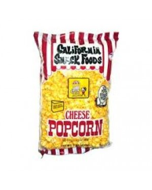 California Snack Food Cheese Popcorn