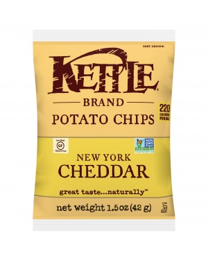 Kettle Chips New York Cheddar 1.5oz