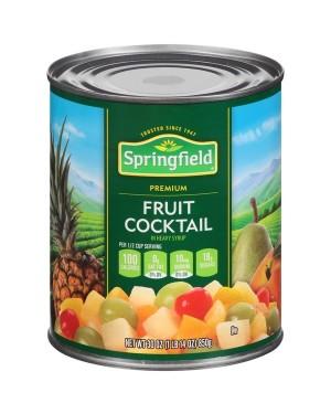 Springfield Fruit Cocktail 8.75OZ