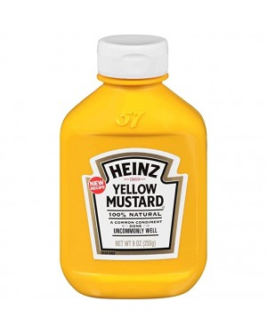 Heinz Yellow Mustard 9oz