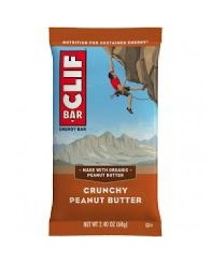 CLIF Bar Crunchy Peanut Butter 2.4oz